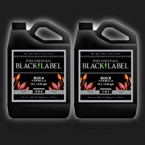 Pure Essentials Black Label™ Bud A & B