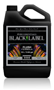 Pure Essentials Black Label™ Flush